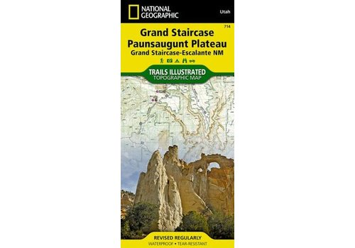 NATIONAL GEOGRAPHIC National Geographic - Trail Maps - South West Utah Maps