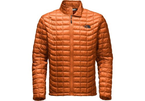 The North Face The North Face - Men's Thermoball Full Zip Jacket (Gingerbread Brown) M