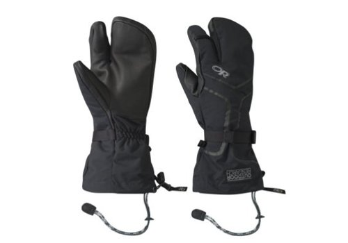 Outdoor Research Outdoor Research - Men's Highcamp 3-Finger Gloves