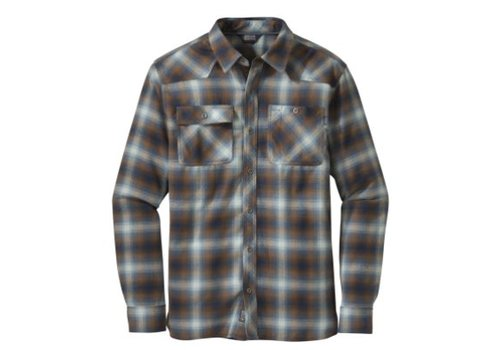 Outdoor Research Outdoor Research - Men's Feedback Flannel Shirt