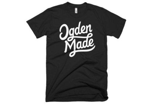 Ogden Made Ogden Made - Classic Script Tee