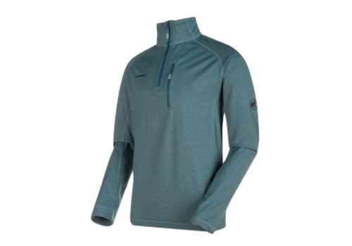 Mammut - Men's Runbold ML Half Zip Pull