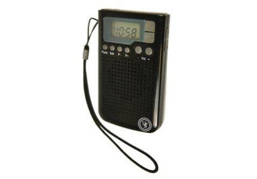 Ultimate Survival - Weatherband Radio, Black
