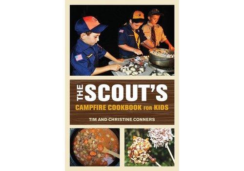 National Book Netwrk - Scout's Campfire Cookbook Kids