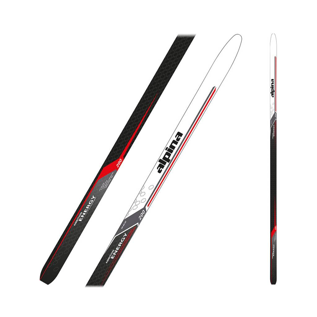Alpina Sports Energy NIS Cross Country Skis GEAR - Alpina xc skis
