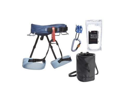 BLACK DIAMOND Black Diamond - Women's Momentum Harness Package