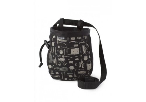 PRANA PrAna - Graphic Chalk Bag w/ Belt