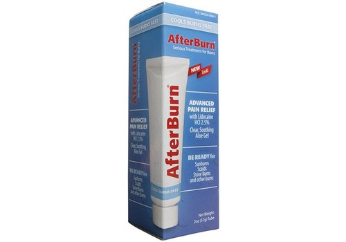 AFTERBURN Afterburn - Afterburn Gel 2oz