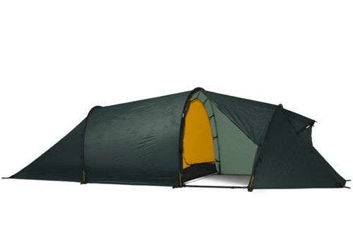 Hilleberg The Tentmaker Tents at GEAR:30 Hilleberg - Nallo 4 GT red
