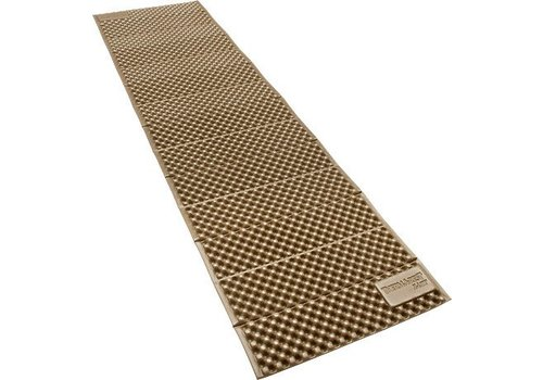 Therm-a-Rest Therm A Rest Z-Lite Sleep Pad-Regular-Coyote/Gray