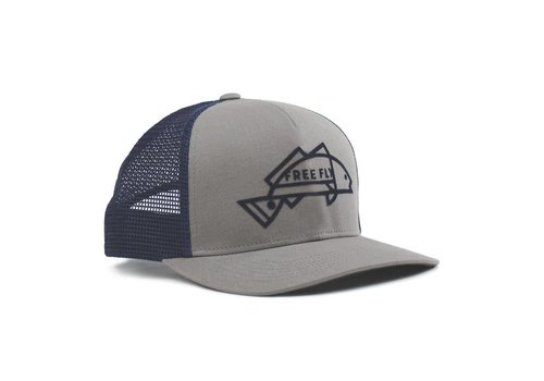 FREE FLY Free Fly - Redfish Snapback Hat