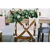 HAPPILY EVER ETCHED Feminine Almost Mrs Chair Sign, Wood