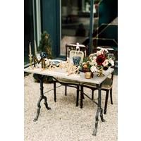 Mr & Mrs Sweetheart Table Sign, Acrylic