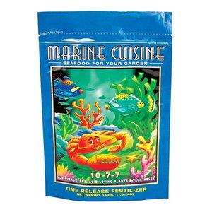 Organic Gardening Marine Cuisine 10-7-7, 4lb
