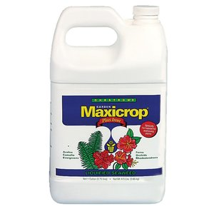 Organic Gardening Maxicrop Seaweed- Plus Iron 0.1-0-1