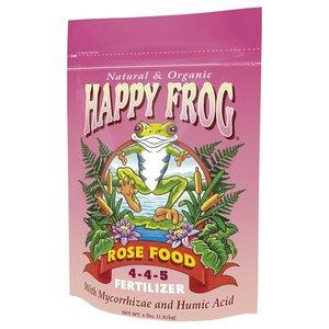 Outdoor Gardening Fox Farm Happy Frog Rose Food Fertilizer - 4 lb