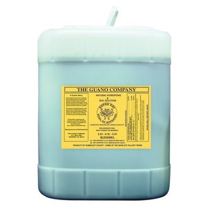 Organic Gardening Budswel-Liquid .01-.1-.01