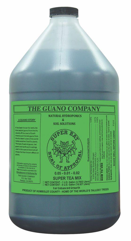 Outdoor Gardening Super Tea-Liquid .05-0.10-0.02 - Fifth Season ...