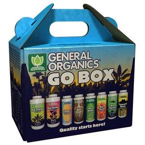 Organic Gardening General Organics GO Box