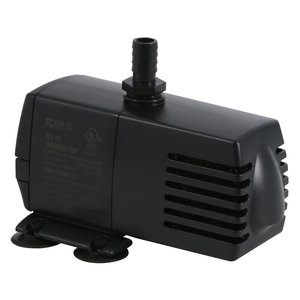 Indoor Gardening EcoPlus Submersible Pump-185 GPH
