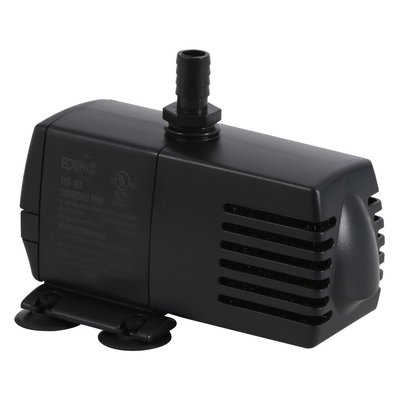 Indoor Gardening EcoPlus Submersible Pump-185 GPH