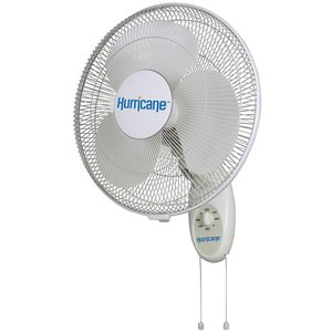 Ventilation and Air Purification EcoPlus Wall Mount Fan 16'- Oscillating