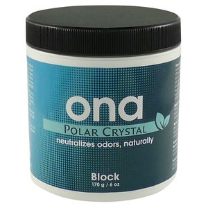Ventilation and Air Purification Ona Block-Polar Crystal (6oz