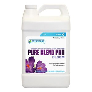 Indoor Gardening Botanicare Pure Blend Pro Bloom - Hydro
