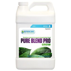 Indoor Gardening Botanicare Pure Blend Pro Grow