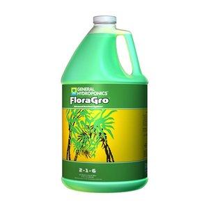 Indoor Gardening Flora Gro 2-1-6