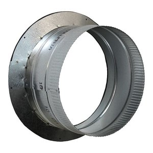 Ventilation and Air Purification Ideal-Air Duct Collar- Air Tight