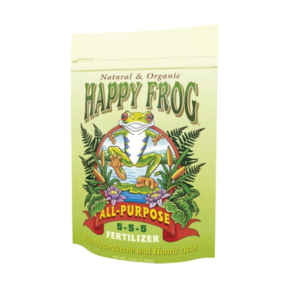 Outdoor Gardening Happy Frog All Purpose 5-5-5 - Fifth Season ...