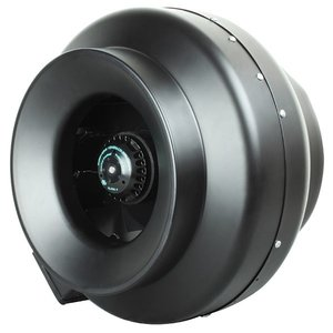 Ventilation and Air Purification Hurricane Inline Fan