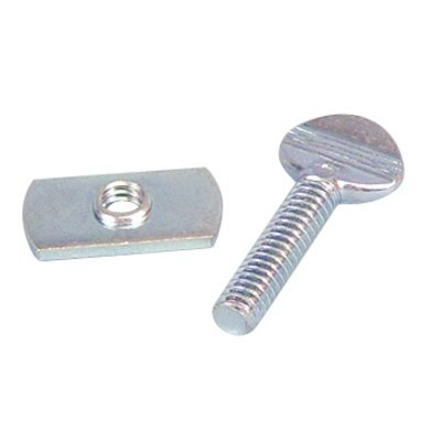 Lighting Slide Nut with Thumb Screw
