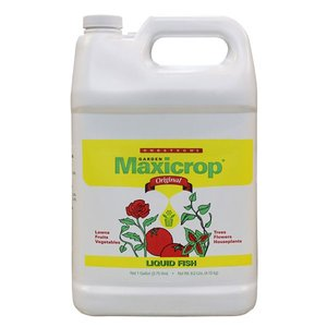 Organic Gardening Maxicrop Fish Fertilizer 5-1-1