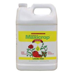 Outdoor Gardening Maxicrop Fish Fertilizer 5-1-1