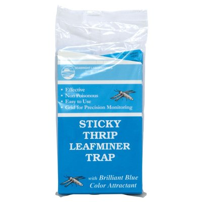 Pest and Disease Sticky Thrip Leafminer Traps