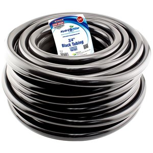 "Irrigation Tubing-Vinyl Black-1/2"""