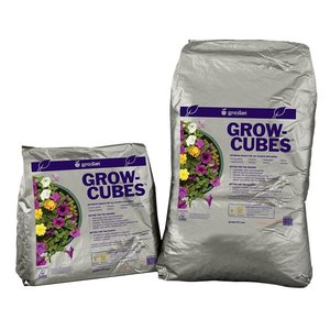 Indoor Gardening Rockwool Growcubes 2 cu ft-23 gal