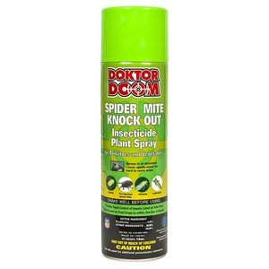 Pest and Disease Doktor Doom Spider Mite Knockout - 16 oz