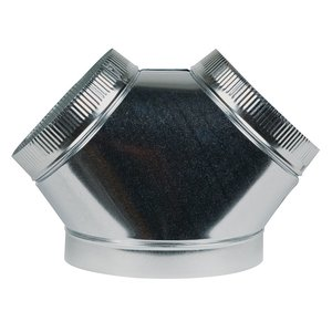 "Ventilation and Air Purification Y Connector-10""x8""x8"""