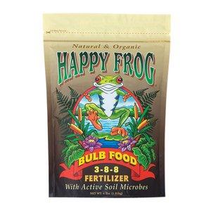 Outdoor Gardening Fox Farm Happy Frog Bulb Fertilizer - 4 lb