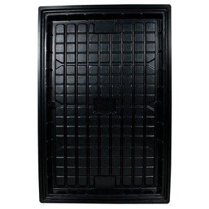 Indoor Gardening Black Grow Tray (BWGS)-4' x 6'