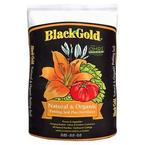 Organic Gardening Black Gold Natural & Organic-2 cu ft