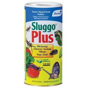 Pest and Disease Sluggo Plus-Kills Slugs, Snails, and More