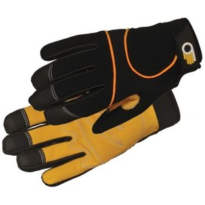 Garden Tools Bellingham Leather Palm Performance Glove - Large