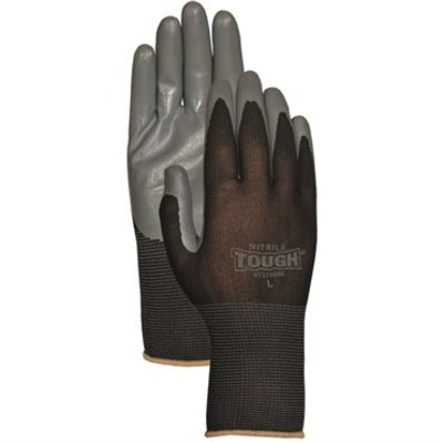 Outdoor Gardening Atlas Tough Nitrile Glove - Small