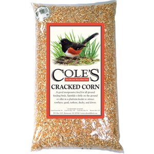 Home and Garden Coles Cracked Corn - 5 lbs