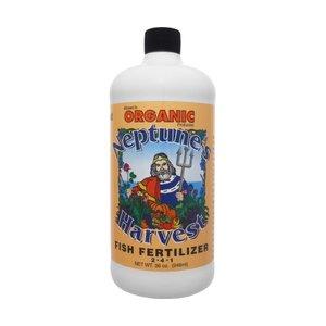 Organic Gardening Neptune's Fish Fertilizer 2-4-1