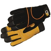 Outdoor Gardening Bellingham Leather Palm Performance Glove - Extra Large